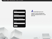 Pulse User Registration Page