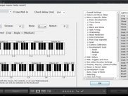 Mapping a Midi Piano to edit picture via LR