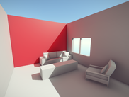 Shaders by tobspr.  Based on a model by Matthew Wong.