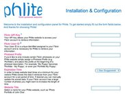 Phlite Installation Panel