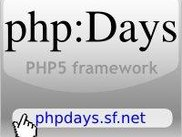 php:Days logo (from September 2009)