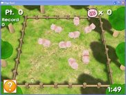 Pigs Run - Screenshot