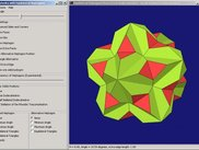 Screenshot with Heptagons Derived from Great Dodecahedron