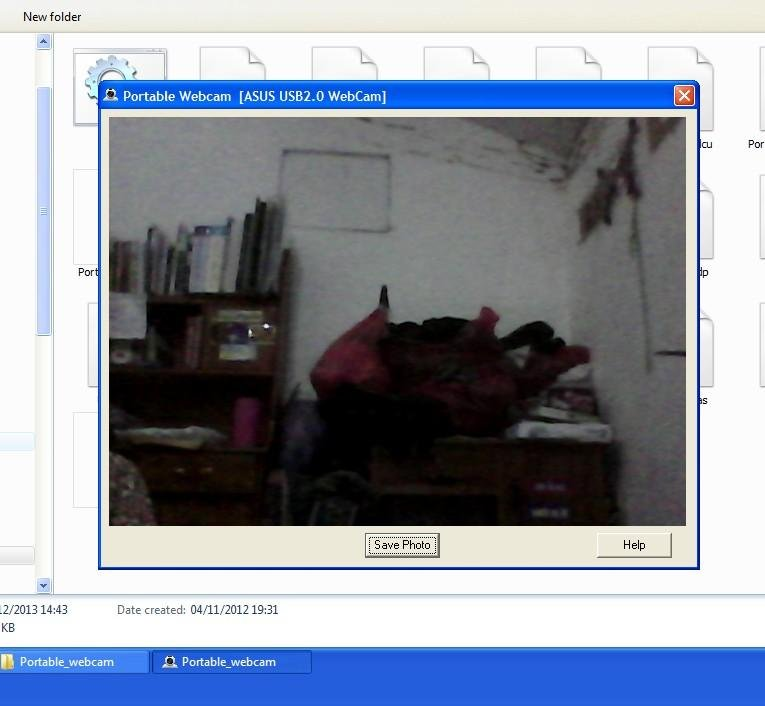 webcam video app