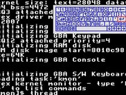 Prex 0.5.0 for arm-gba (Game Boy Advance)