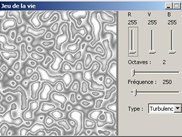 Perlin Noise (Turbulences)
