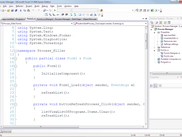 Process Manager C# Screenshot