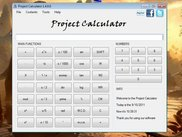 Project Calculator 1.4
