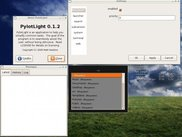 PylotLight 0.1.2 on Linux