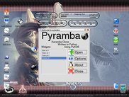 Pyramba v0.1 Running Example Themes