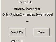 py to exe