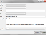 Crear Caso desde Outlook