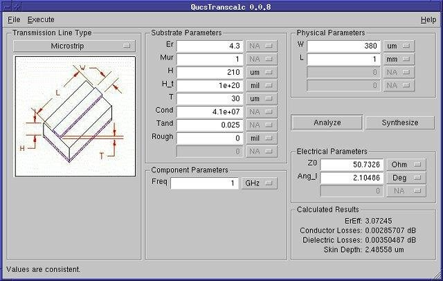 Quite Universal schematic Simulator | Free Home & Education software ...