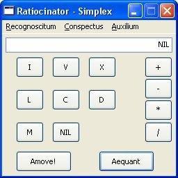 Pics Photos - Roman Numeral Calculators