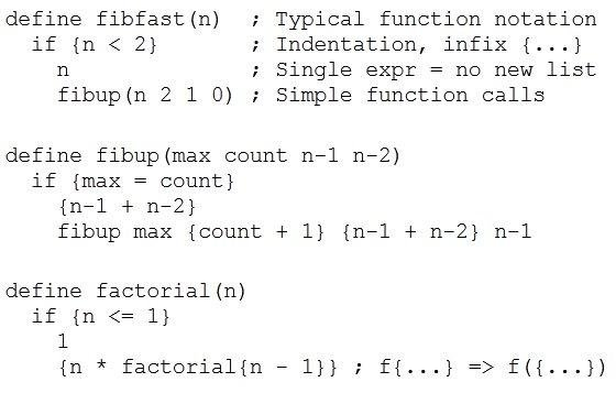 lisp interpreters: