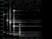 Spectral analysis of Windows 3's closing chimes