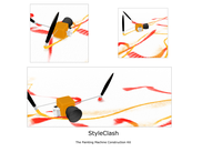 StyleClash is the first game that uses RenderTools