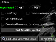SQL Injection HQ