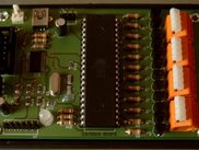 PCB prototype of the RGBLightControl