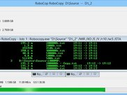 RoboCop RoboCopy running multiple scripts docked