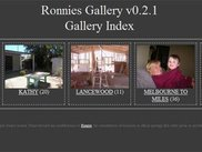 The gallery index
