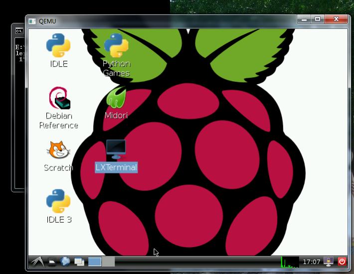 Raspberry pi emulator linux download