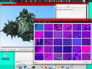 SadOS 0.9: Algorithmic art creation with Mandelbulber and Evolvotron
