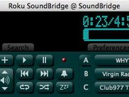 Sound Bridge Commander running on OS X