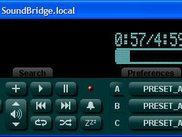 Sound Bridge Commander on Windows XP