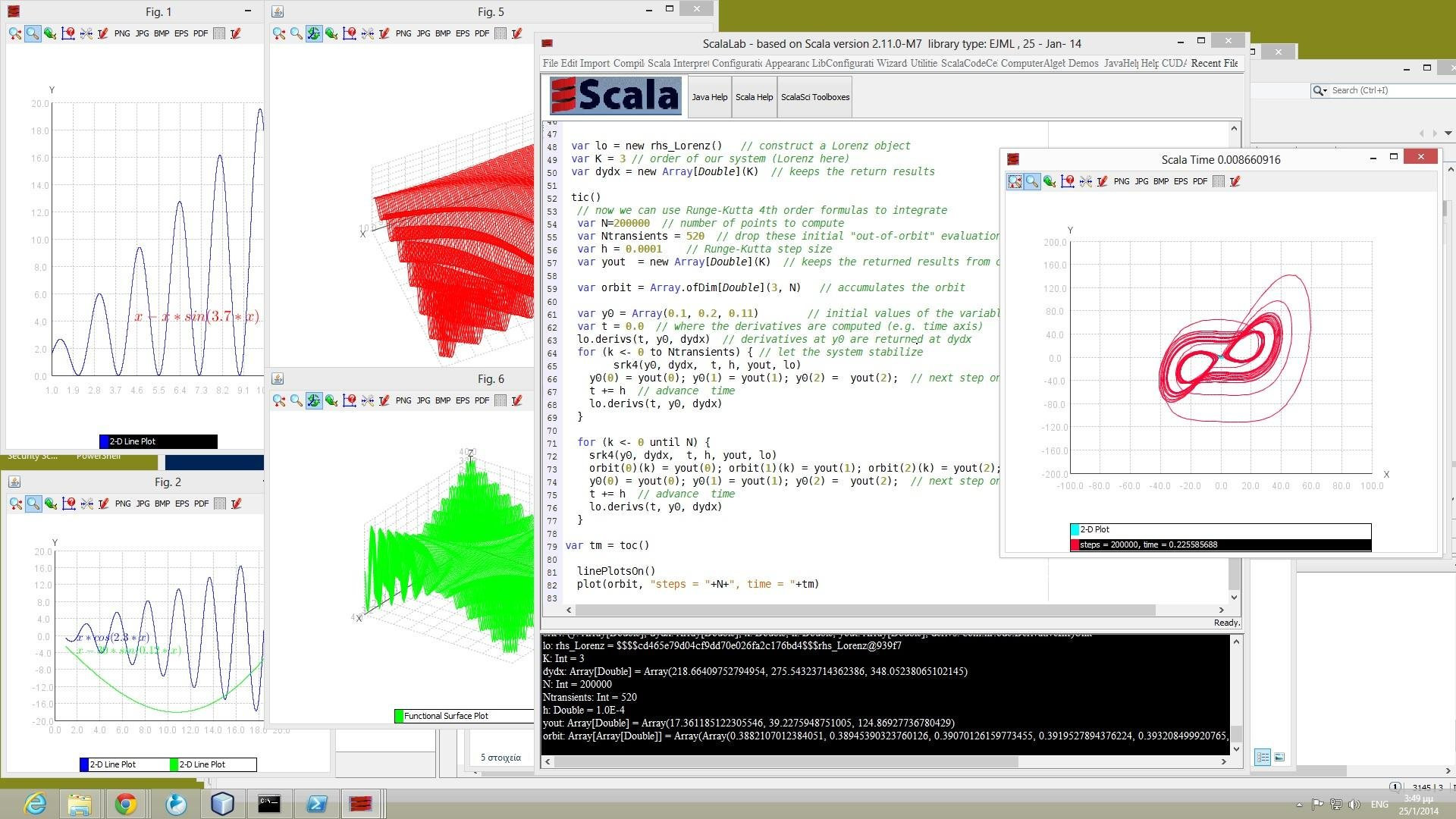Full ScalaLabLight screenshot