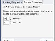 Smoking Cessation Settings