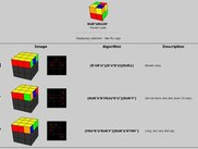 Pocket Cube and algorithms collection for Rubiks Cube.