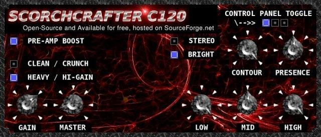 C-120 Guitar Amp Head, version 3.2.0.0 (Windows)