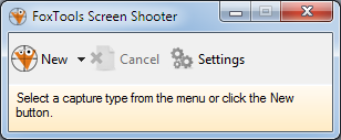 Screen capture tools