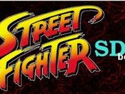 mini logo of Street fighter SDL