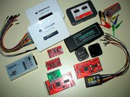 Small logic analyzer collection