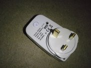 SMJ remote controlled socket (back)