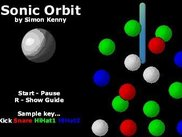 View of Sonic Orbit with default drum loop(v0.3.3)