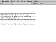 Running SourScript on Mac OS X