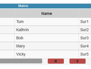 Screenshot of Sqlmatrix