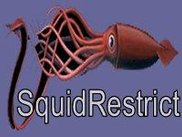 SquidRestrict logo