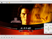 DVD menu navigation on Mac OS X