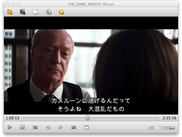 Japanese subtitles on Mac OS X