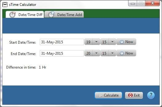Date difference calculator in Brisbane