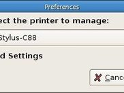 Preferences Window (Basic)