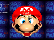 Super Mario 64 on Project64 1.6