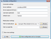 Syncplay Configuration Window