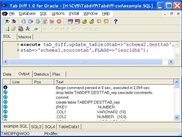 Tabdiff SQL Window