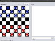 A new checkers game!