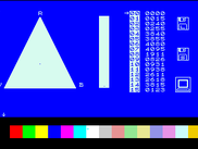 Palette screen